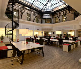 Open Space  1 poste Location bureau Cours de l'Intendance Bordeaux 33000